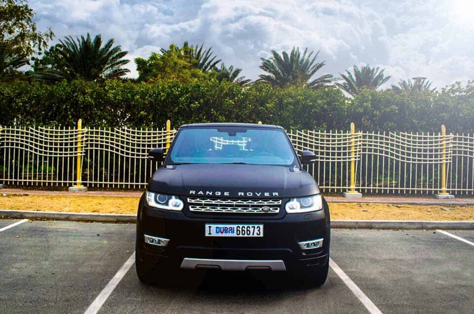 Why Rent a Car in Dubai from Faster Rent a Car?