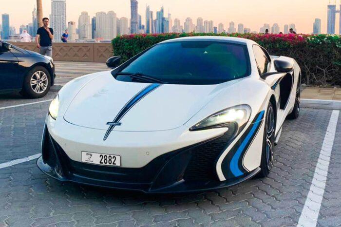 McLaren White