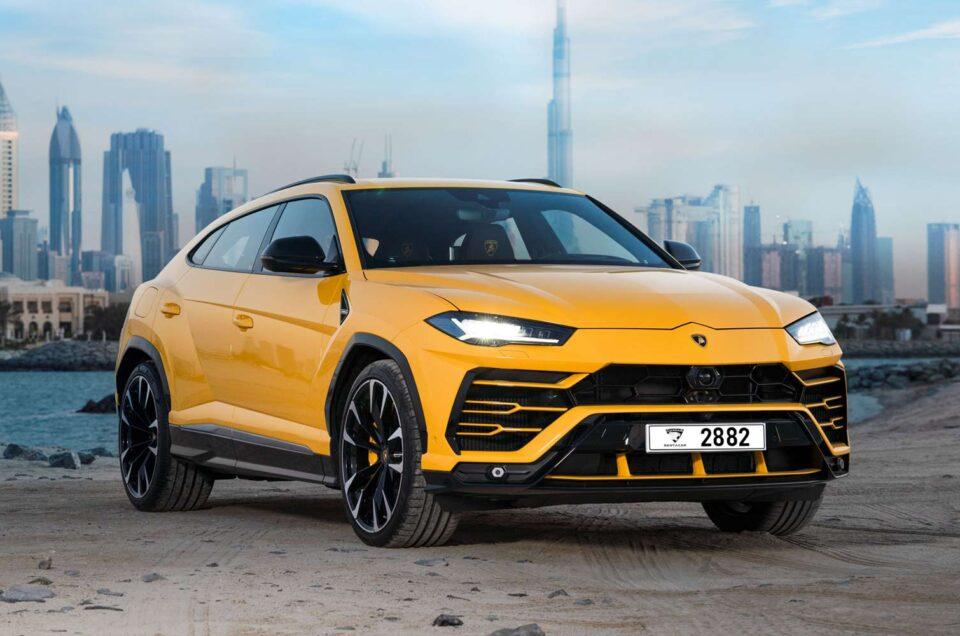 Rent a Car for Your Late-Night Fun in Dubai