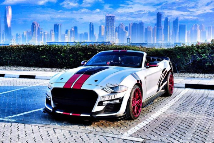 Ford Mustang – 2020
