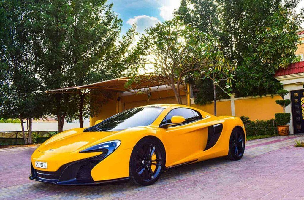 Mclearn Yellow For Rent In Dubai