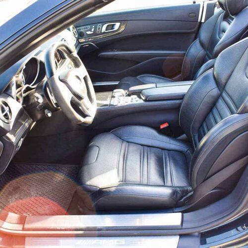 Mercedes SL63 AMG For Rent Dubai