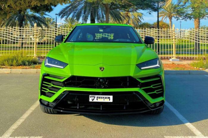 Lamborghini Urus – Green