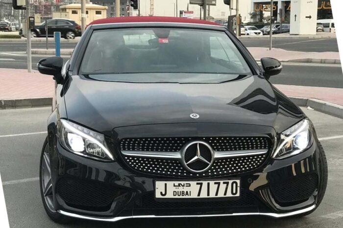 Mercedes c200 Cabriolet