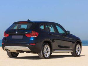 BMW-X1 Rental Dubai