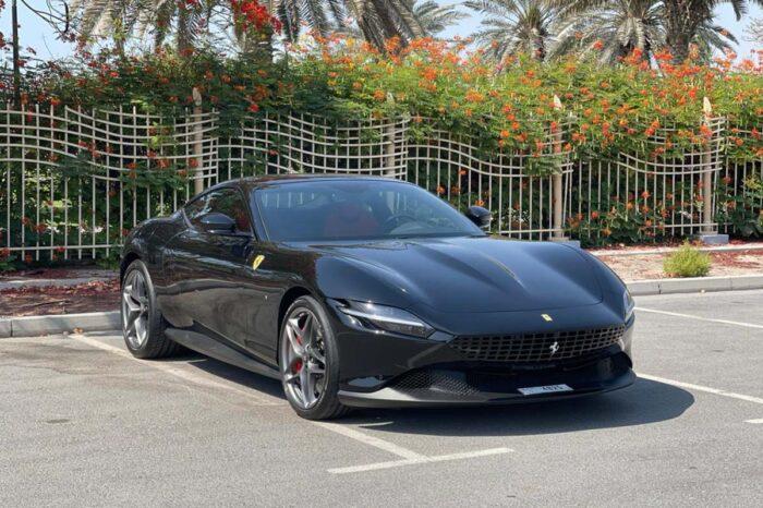 Ferrari Roma Black