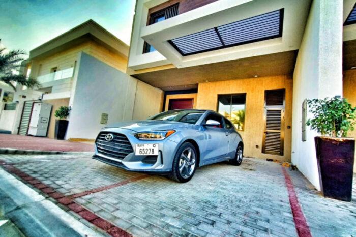 Hyundai Veloster Rental