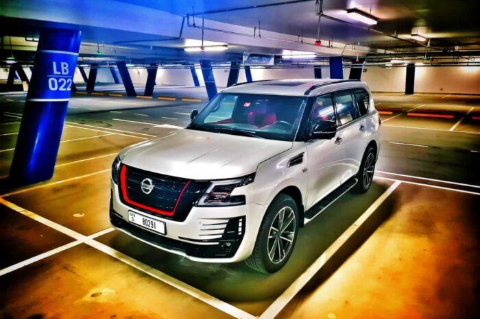 Nissan Patrol RSS