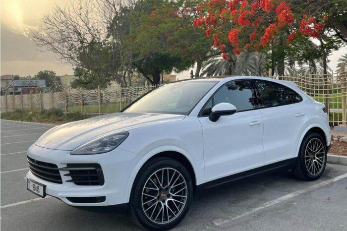 Porsche Cayenne S (2019)
