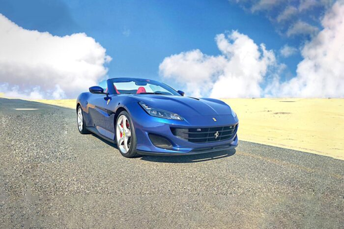 Ferrari Portofino For Rent