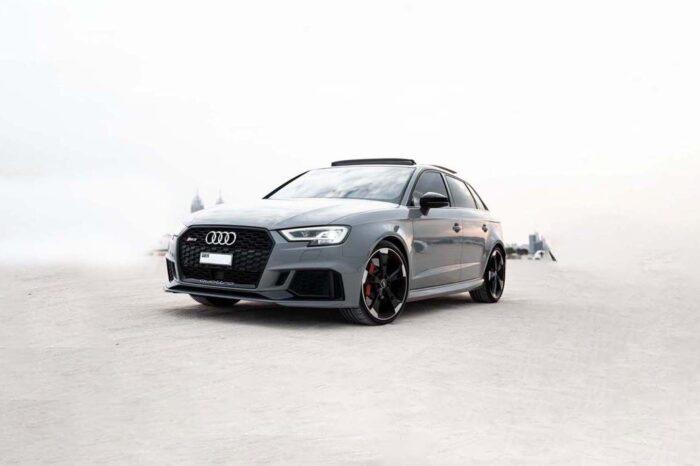Audi RS3 Gray
