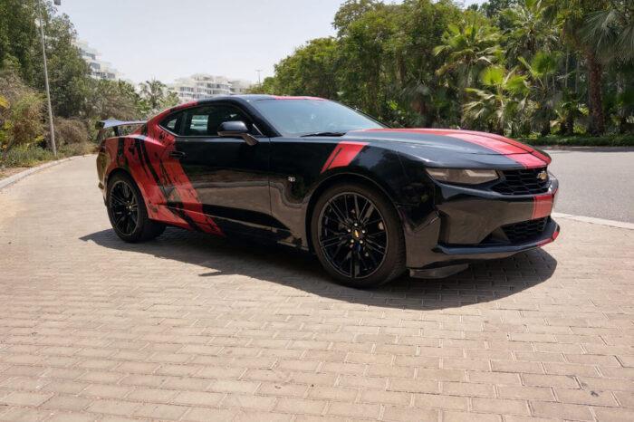 Camaro Coupee 2020